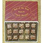 End of the Trail Candy Butter Toffee Gift Box