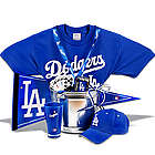 Los Angeles Dodgers Classic Gift Basket