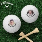 Personalized Picture Perfect Golf Ball Set