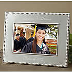 Engraved Silver Graduation Picture Frame - Reed & Barton