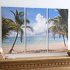 Split Panel Three Photo Canvas