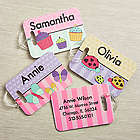 Girl's Just for Her Personalized Luggage Tag