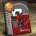 Personalized Basketball Picture Frame