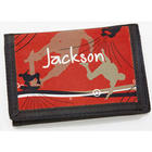 Personalized Boy's Skateboard Wallet
