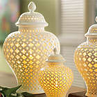 Large Casablanca Candle Lantern