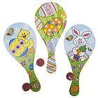 Easter Paddleballs