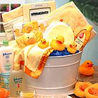 Bath Time Baby Gift Set