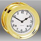 "6"" Brass Shipstrike Clock"
