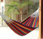 Brazilian Rainbow Cotton Hammock