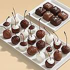 Sea Salted Caramels and Hand-Dipped Cherries