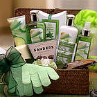 Serenity Spa Cucumber and Melon Spa Gift Chest