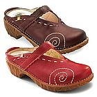 Women's Mary Jane Clogs