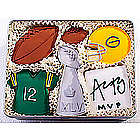 Aaron Rodgers MVP Cookie Gift Tin