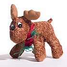 Plush Christmas Reindeer