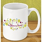 Personalized Gleeful Coffee Mug