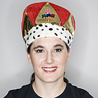 Plush Queen's Crown