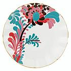Gwinnett Lane Creme/Gold Accent Plate