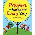 Prayers For Each and Every Day Book
