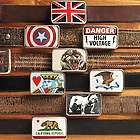 Graphic Belt Buckle