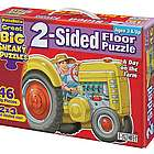 A Day on the Farm Two Sided Puzzle