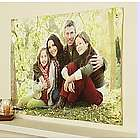 Personalized Photo Canvas with Grommets