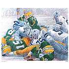 Packer Ice Bowl Print