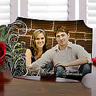 Love Is Personalized Photo Tabletop Plaque