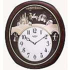 Princess Fantasy Wall Clock