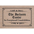 Personalized 'Center for Exceptional Grandchildren' Doormat