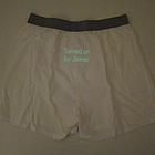 Secret Message Underwear