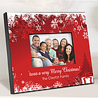 Personalized Holiday Suprises Picture Frame