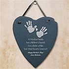 Hearts Forever Mothers Day Personalized Plaque