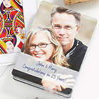 Personalized Anniversary Photo Playing Cards
