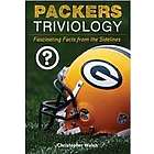 Packers Triviology Book