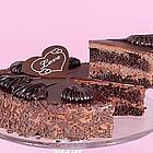 Chocolate Mousse Love Torte