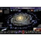 Laminated Milky Way Map
