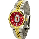 Ohio State Buckeyes Executive AnoChrome Men's Watch