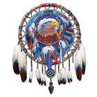 Spirit of Freedom Leather Dreamcatcher