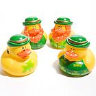 St. Patrick's Rubber Duck