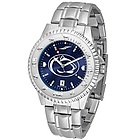 Penn State Nittany Lions Competitor AnoChrome Steel Band Watch