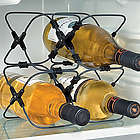 Houdini Collapsible Modular Wine Rack
