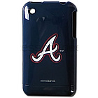Atlanta Braves MLB iPhone 3G/3Gs Hard Plastic Case