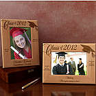 Personalized Royale 'Class Of' Wooden Picture Frame