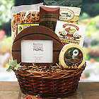 Slam Dunk Basketball Gift Basket