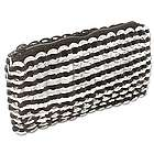 Night Elegance Soda Pop-Top Clutch Bag
