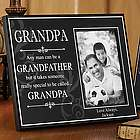 Personalized Special Grandpa Frame