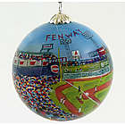 Fenway Park Anniversary Ornament