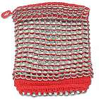 Shiny Red Soda Pop-Top Backpack