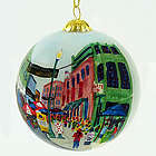 Yawkey Way Ball Ornament