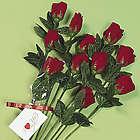 Dozen Scented Rosebuds